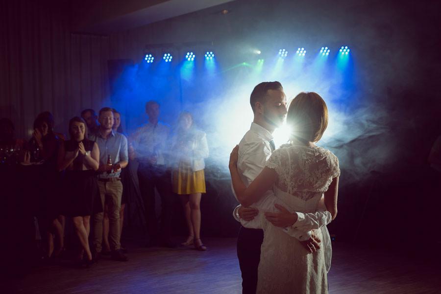 Openingsdans huwelijksfotograaf
