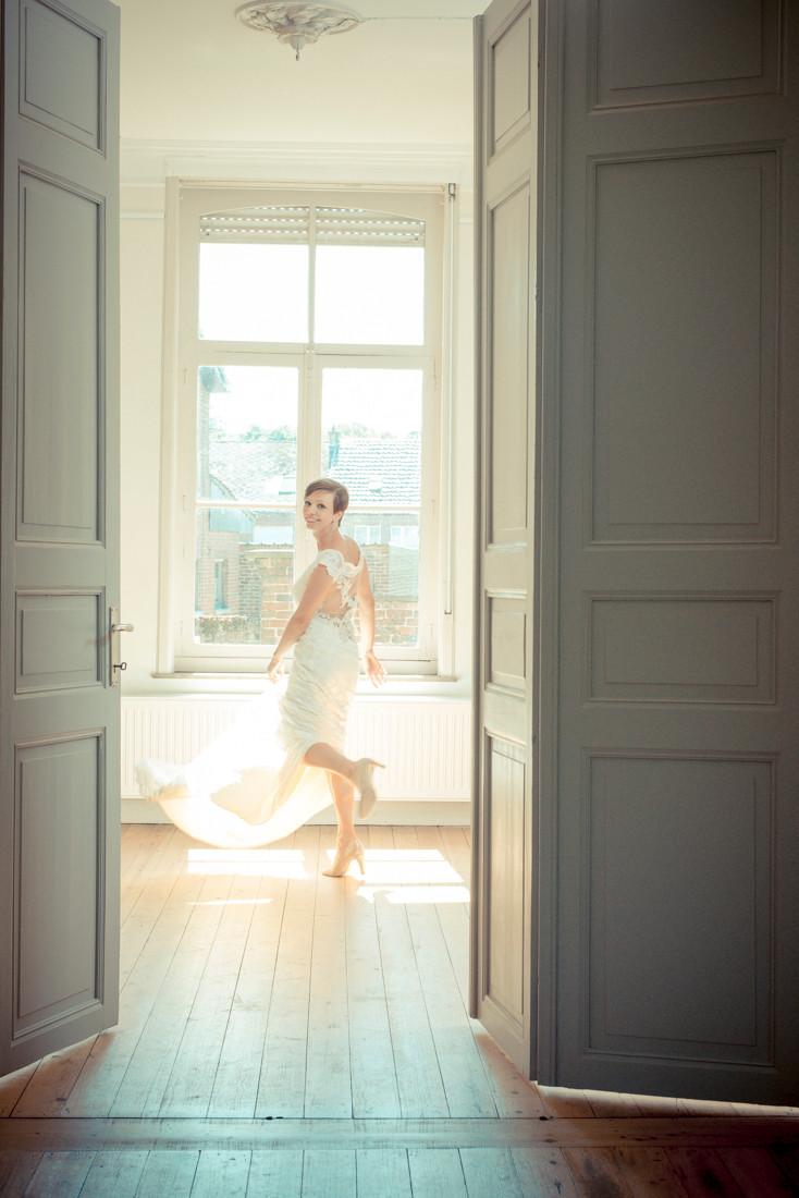 Fijn om dit vast te leggen als trouwfotograaf