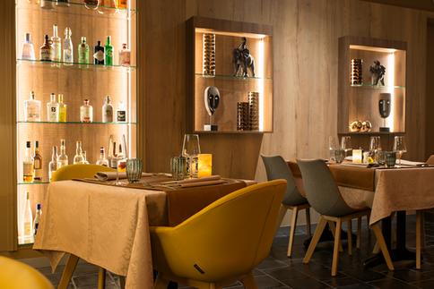 Interieurfotografie restaurant 't Kofschip