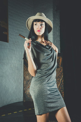 Modelfotografie magazine