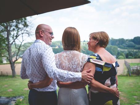 Als huwelijksfotograaf heb je van die dagen...