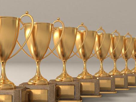 De award winnaar