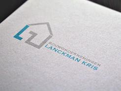 Logo ontwerp Bouwondernemingen Lanckman