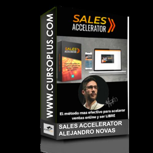 Sales Accelerator Alejandro Novas