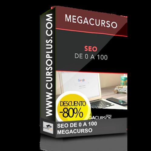 Megacurso - SEO. Maestro en 35h