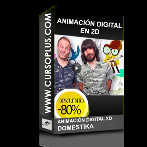 Animación digital en 2D