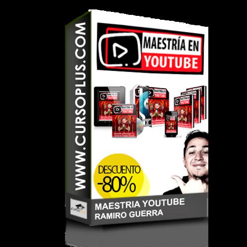 Maestria en Youtube Ramiro Guerra