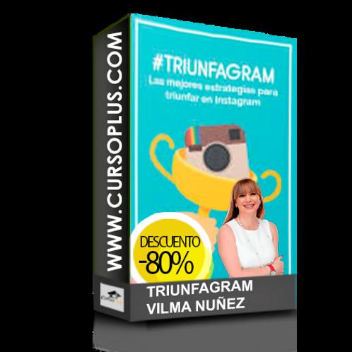 Triunfagram Vilma Nuñez