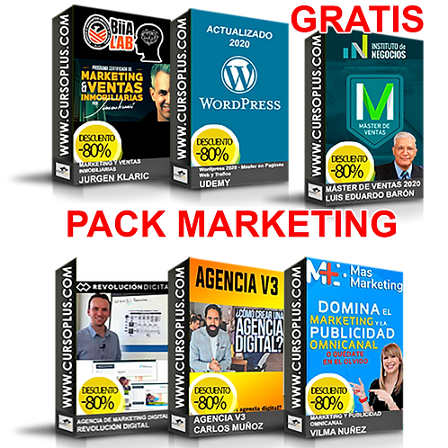 Pack Marketing Digital