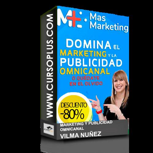 Publicidad Omnicanal Vilma Núñez