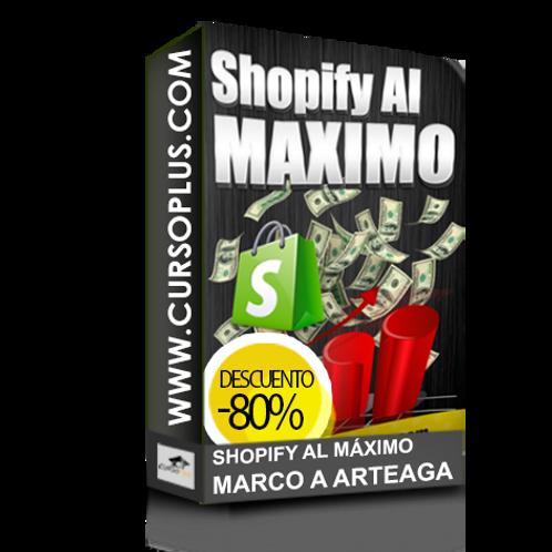Shopify al Máximo Marco A. Arteaga