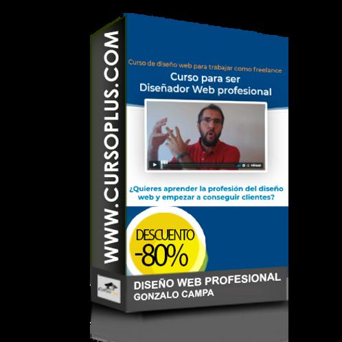 Diseño Web Profesional Gonzalo de la Campa