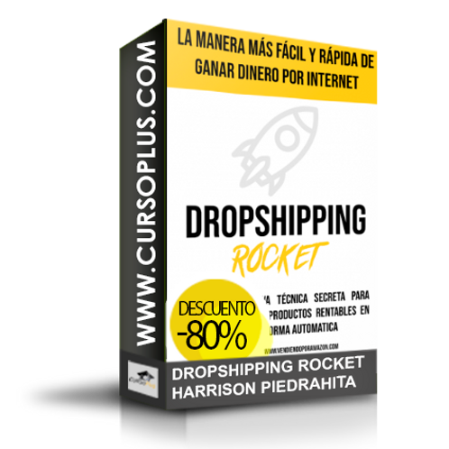 Droppshiping Rocket H Piedrahita