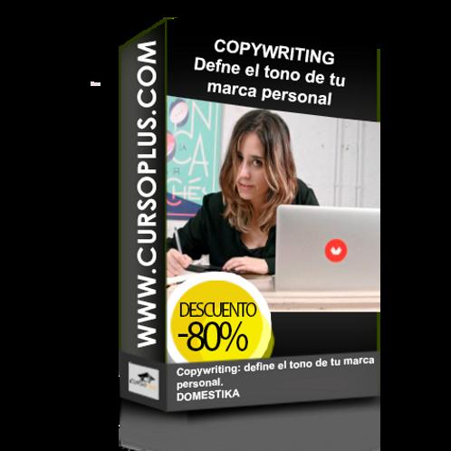 Copywriting: define el tono de tu marca personal
