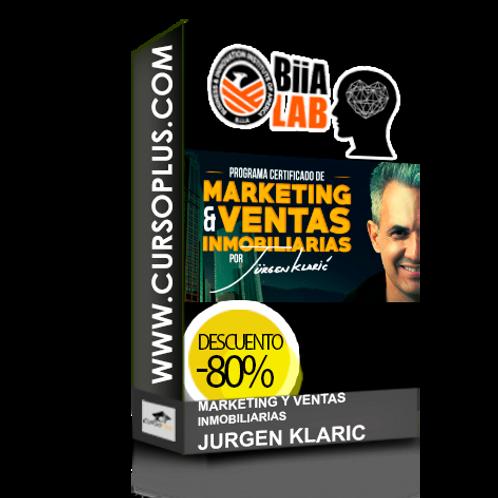 Programa Certificado De Marketing y Ventas Inmobiliarias Jurgen Klaric