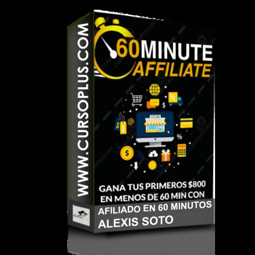 Afiliado en 60 Minutos Alexis Soto