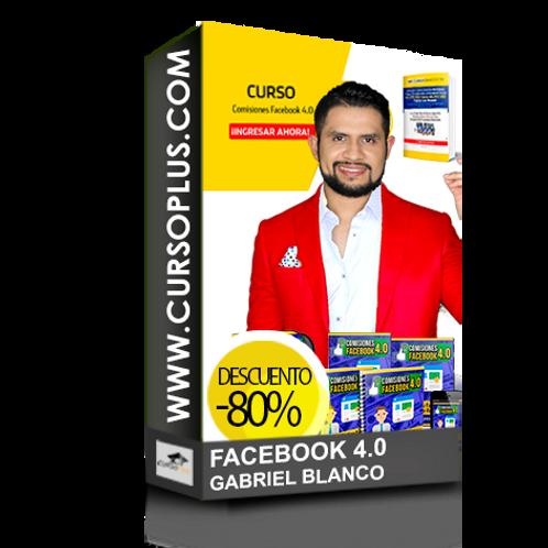 Facebook 4.0 Gabriel Blanco