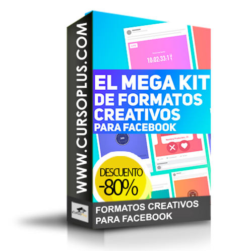 Mega Coleccion de Formatos Creativos Para Facebook