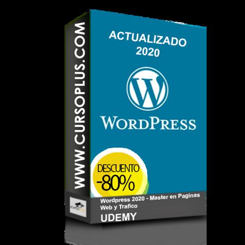 Wordpress 2020 Master en Paginas Web y Trafico