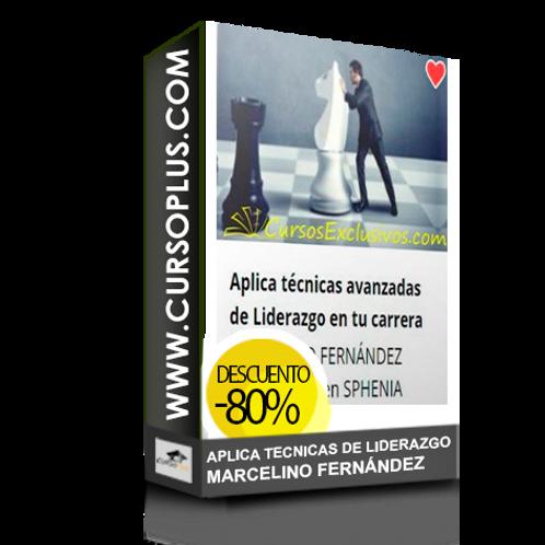 Aplica técnicas de liderazgo Marcelino Fernández