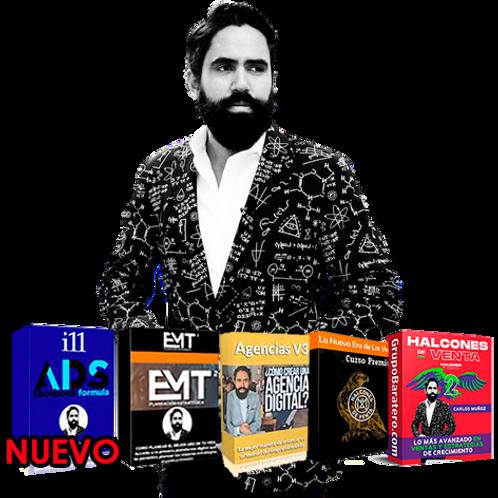 PACK CARLOS MUÑOZ