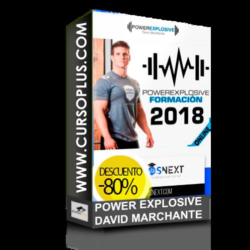 PowerExplosive David Marchante