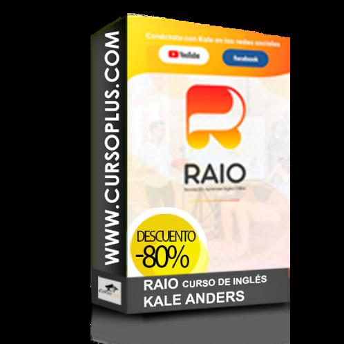 RAIO Curso de inglés Kale Anders