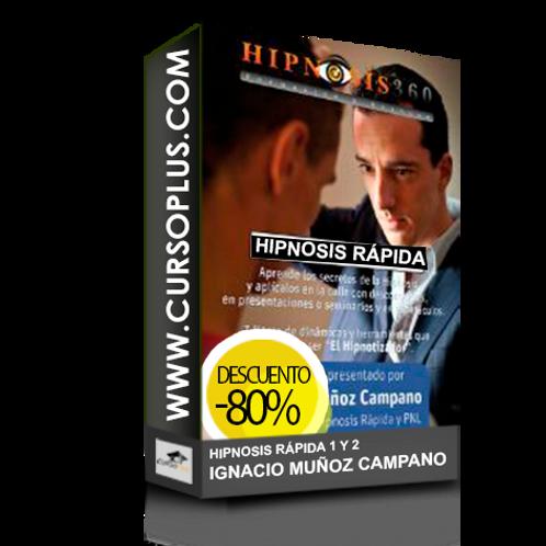 Hipnosis rápida 1 y 2 Ignacio Muñoz Campano