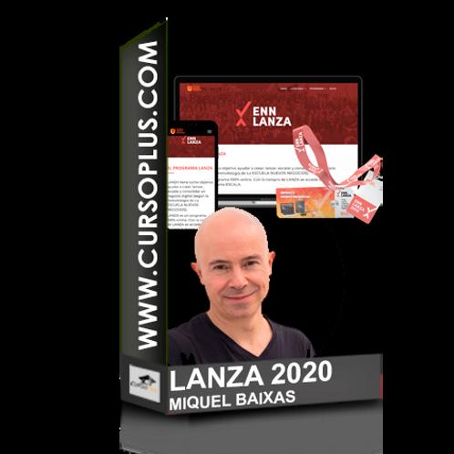 LANZA 2020 Miquel Baixas