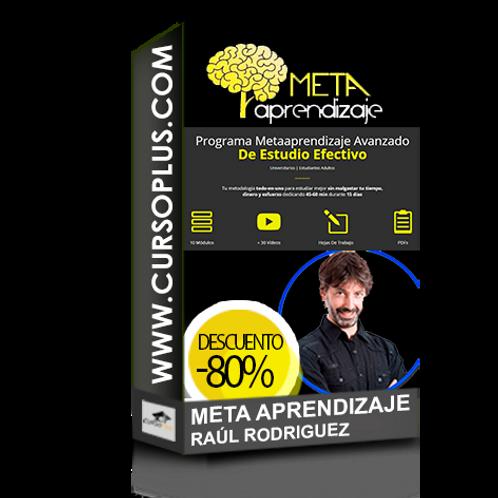 Meta Aprendizaje Programa Elite Raul Rodriguez