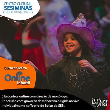 Teatro on line Infantil