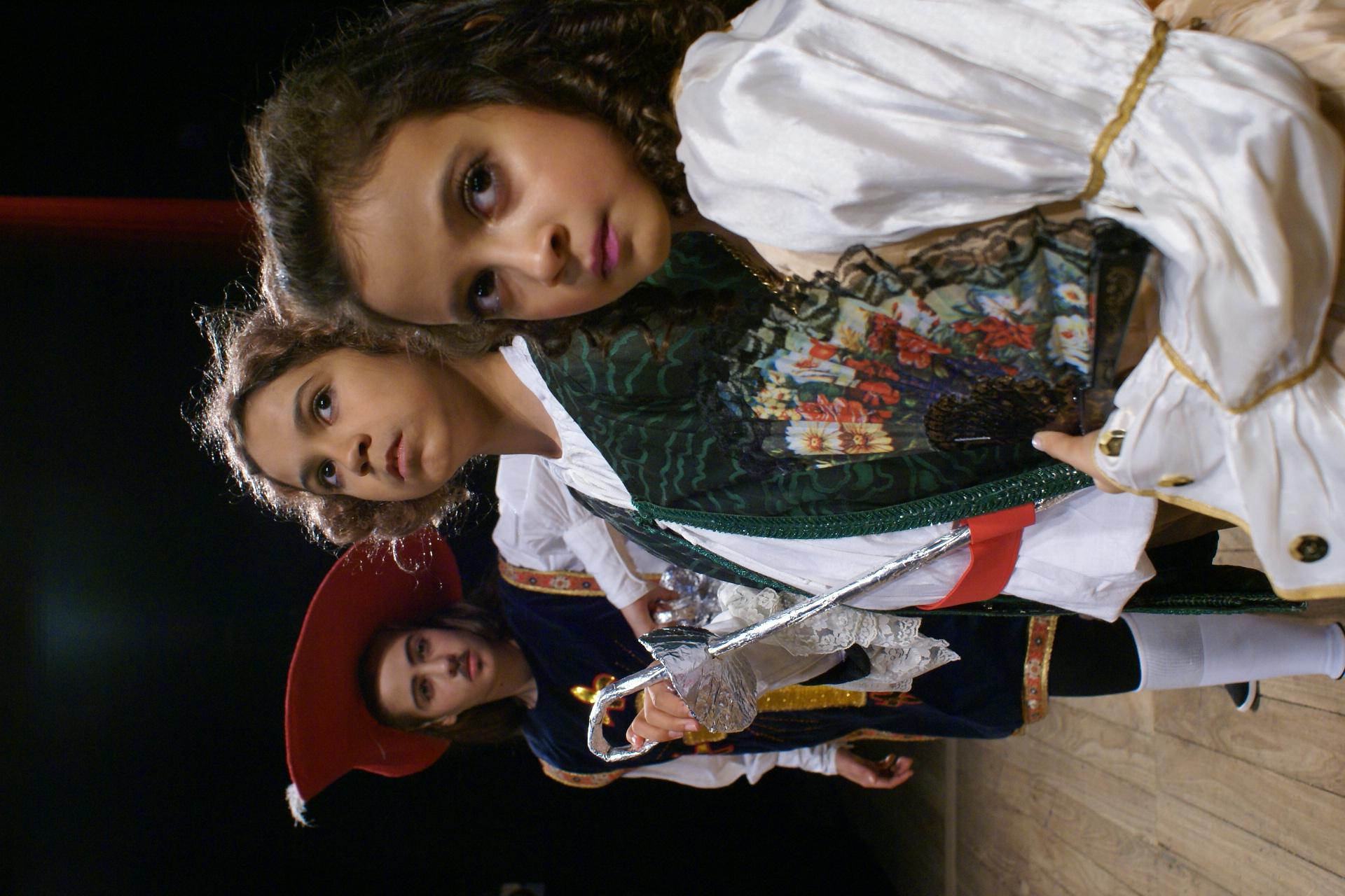 D'Artagnan e os 3 Mosqueteiros