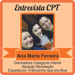 ganhadora Ana Maria