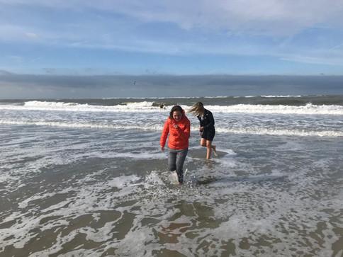 strand ouddorp september 2020