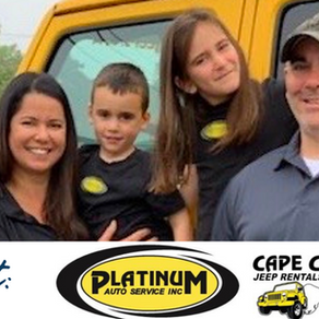 Meet: Cape Cod Jeep Rentals