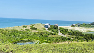 Hiking on Outer Cape Trails