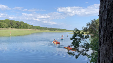 The Sandwich Creek Kayak Experience