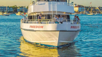 Ride the Freedom Ferry to Nantucket