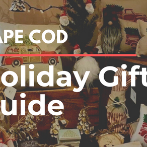 Cape Cod Holiday Gift Ideas