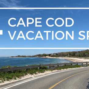 4 Cape Cod Vacation Spots