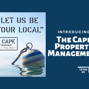 Introducing...The Cape Property Management