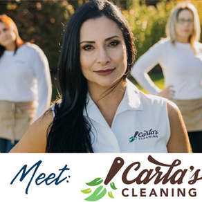 Meet: Carla's Cleaning
