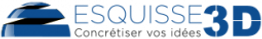 logo esquisse3D