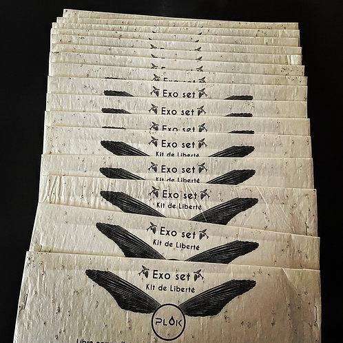 Kit de liberté - Sticker