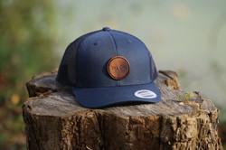 casquette bleu marine plok