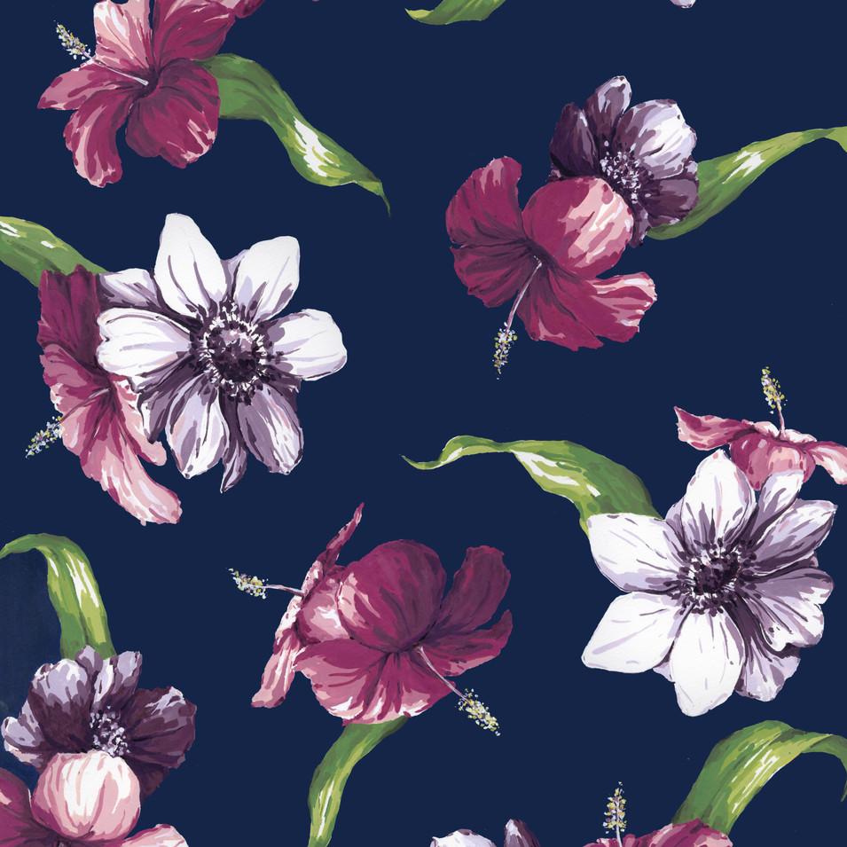 """""""Floral- croquis"""" (2018)"""