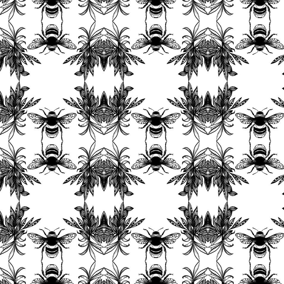 """Four- way pattern"" (2018)"