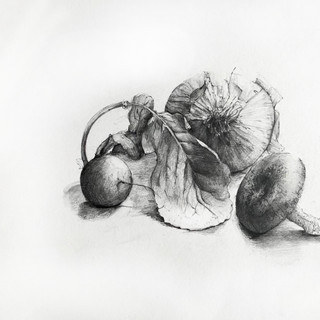 """Nature Studies- Vegetables"" (2018)"