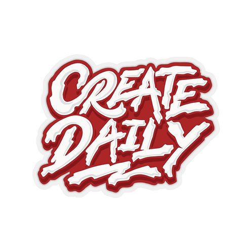 Create Daily Sticker