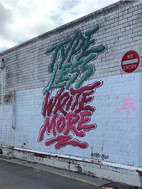 typelesswritemore